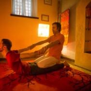 Corso di massaggio Yoga Thai livello1